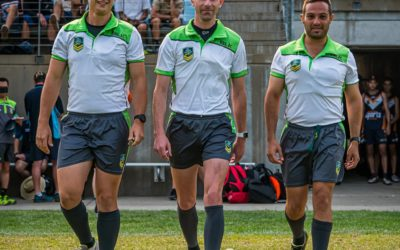 2020 Summer Competition Referees Expression of Interest